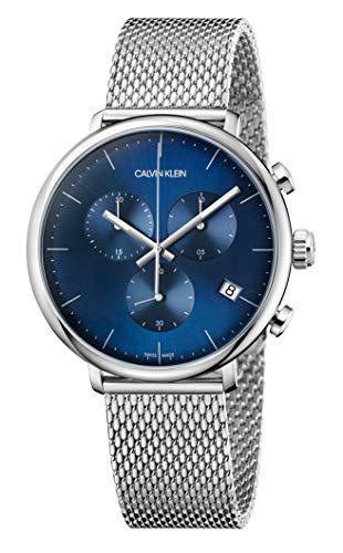 CALVIN KLEIN Herren-Chronograph High Noon K8M2712N