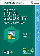 Kaspersky Total Security 2016 Multi Device 5 Device 1 Year FFP (PC DVD/Mac)