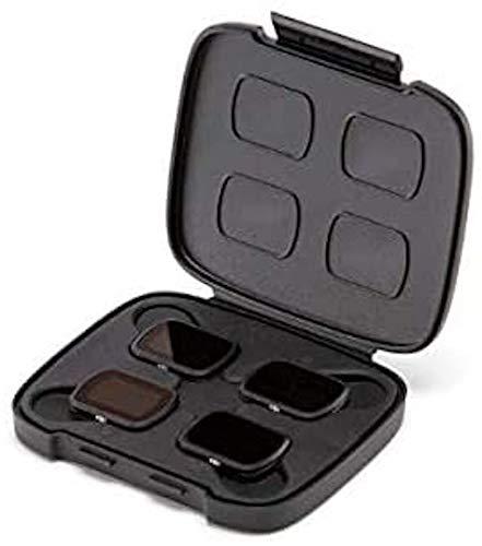 DJI Osmo Pocket Filterset - Set mit 4 ND-Filtern (ND4, ND8, ND16, ND32) für Kameraobjektive, HD-Fotos, kompatibel mit DJI Osmo Pocket