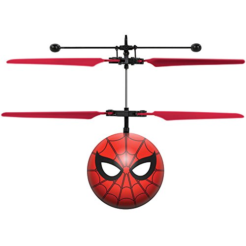Marvel Spider-Man Homecoming IR UFO Ball Helicopter - http://coolthings.us