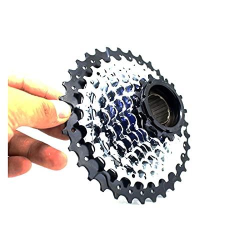 ZHANGQI jiejie tienda MTB Freewheel 8 velocidades -34T Posicionamiento Bike Rueda libre, Posicionamiento de plata Freewheel Bicicletas Freewheel Estables características, alta confiabilidad.
