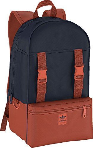 adidas Originals Rucksack - Backpack Plus - Collegiate Navy/Surf Red