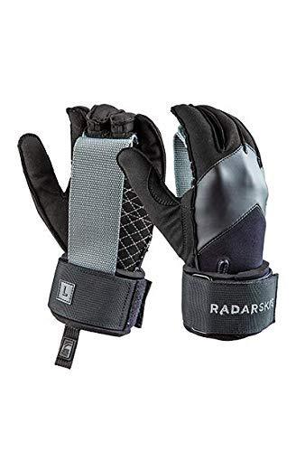 Radar Vice Inside-Out Waterski Glove - Black - XL