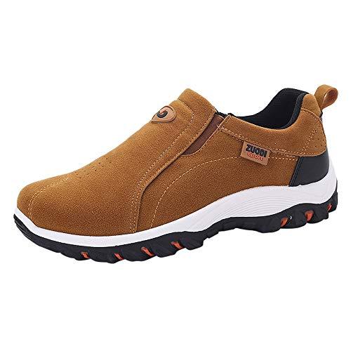 ALIKEEY Zapatos De Senderismo Al Aire Libre Casual