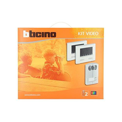Videocitofono Bifamiliare Bticino Linea 2000 368921