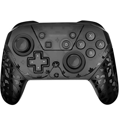 Switch Pro Controller Wireless Connection for Nintendo Switch, [NFC Edition] Comfortable 1200mAh Long-Time Play Gamepad Support Motion Control Dual Vibration