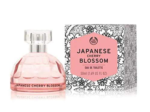The Body Shop Eau De Toilette Japanese Cherry Blossom 50ml by The Body Shop