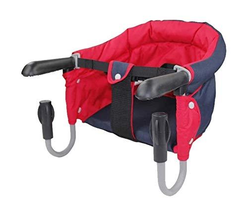 Clip plegable gancho de bebé en el asiento, Mesa Silla rápido, Snack...