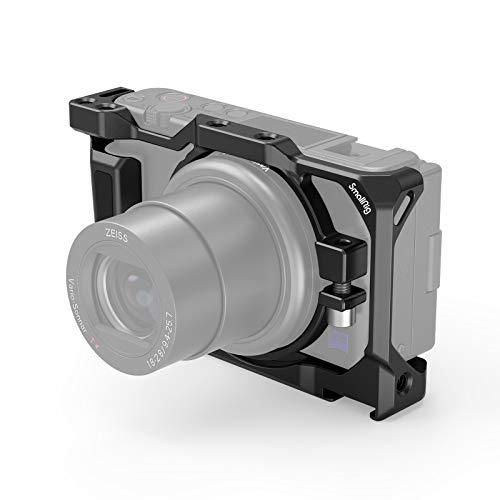 SMALLRIG Lätt kamerabur med silikongrepp för Sony ZV1-kameror – 2938