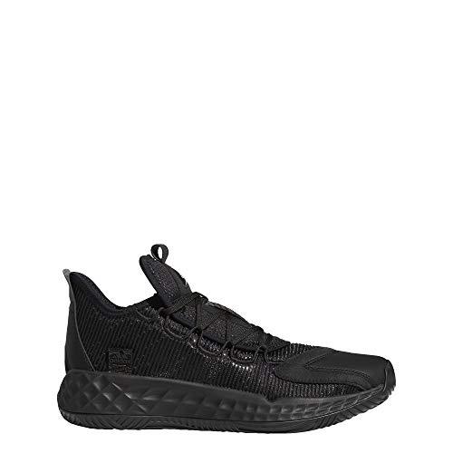 adidas Pro Boost Low Shoes Men's, Black, Size 8.5