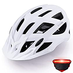 Image of Zacro Adult Bike Helmet, CPSC Certified Cycle Helmet, Specialized for Mens Womens Safety Protection, Collocated with a Headband: Bestviewsreviews