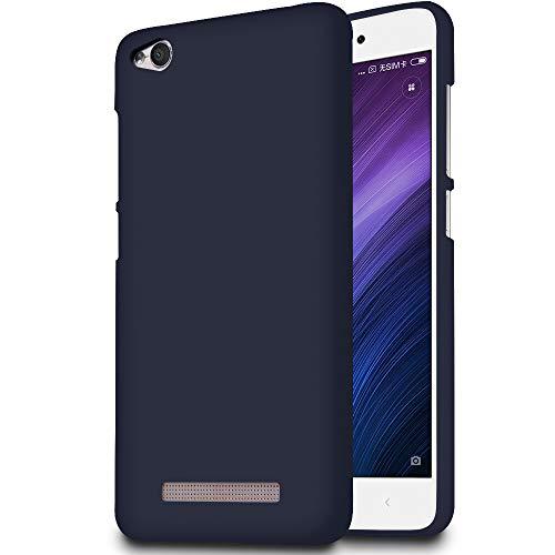 United Case Funda Blanda para Xiaomi Redmi 4A | TPU | en Azul Marino | Resistente a Golpes