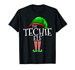 Matching funny holiday matching family set of Christmas elf gifts for the whole family- adults men women mom dad brother sister siblings son daughter kids boys girls grandma grandpa mama papa husband wife aunt uncle to wear as a fun matching PJ Pajam...