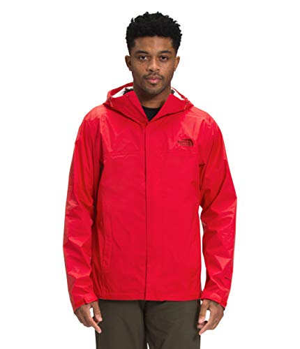 The North Face Men's Venture 2 Jacket, TNF Red, M