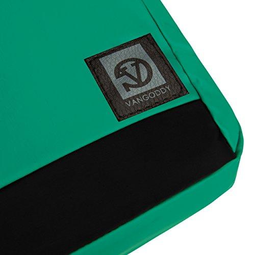 Shoulder Laptop Bags (Navy Blue/Black) For Datawind UbiSlate 3G7 / 7Cz / 7CX / 7Ci / 7C+ / 7C+ iScuela / 9Cx 7-inch Tablet
