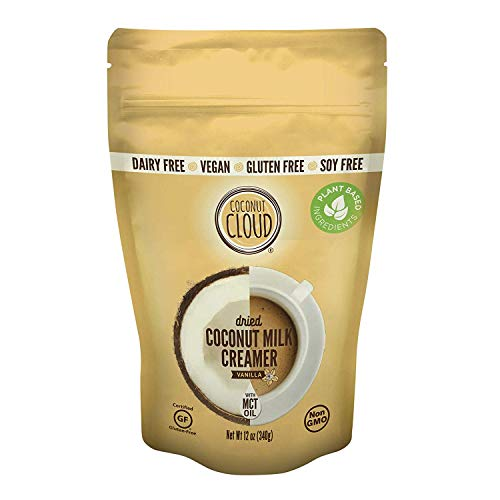 Coconut Cloud Vegan Coffee Creamer