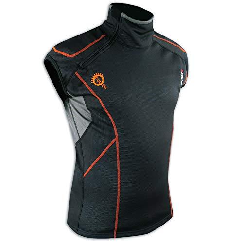 A-Pro Thermo-onderhemd voor motorfiets, functioneel ondergoed voor ski's, windstoppers voor de winter S Voor mannen.