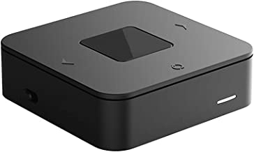 Bluetooth Receiver & Transmitter – Streaming Device for TV/Home Stereo – Bluetooth Audio Receiver for TV – Bluetooth V5.0 +EDR – Module Aptx Low Latency – High definition resolution – Duo Pair Connect