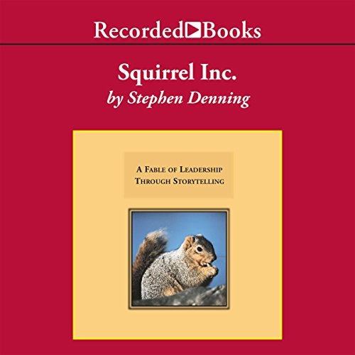 Squirrel, Inc.  By  cover art