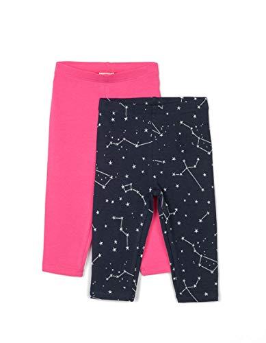 ZIPPY ZTG0403_487_2 Casual Pants, Azul, 24 Meses Baby-Girls