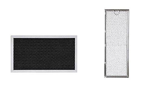 NewPowerGear Vent Grease Filter Replacement For JVM3670SK02,JVM3670WF001,JVM3670WF02,PNM1871SM1SS PNM1871SM3SS