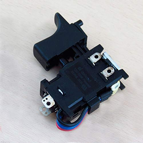 Corolado Spare Parts, Electric Drill Control Switch 2609199070 7.2V 9.6V 12V 14.4V for Bosch Gsr7.2-2 Gsr9.6-2 Gsr12-2 Gsr14.4-2 - (Type: Model B)