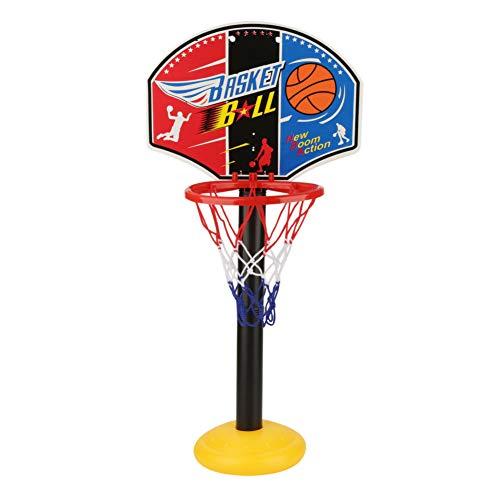 Jacksking Basketball-Set Spielzeug, tragbare einstellbare Miniatur-Basketball-Set Spielzeug für das Training Outdoor Indoor Sport Geschenke, einstellbare Basketball-Set Spielzeug