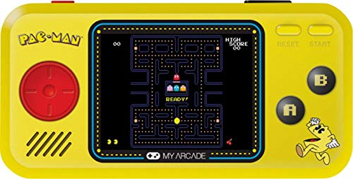 Atari My Arcade Retro Console Pac-Man Pocket Player