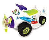 Kiddieland Battery Powered Buzz Plane, Toy