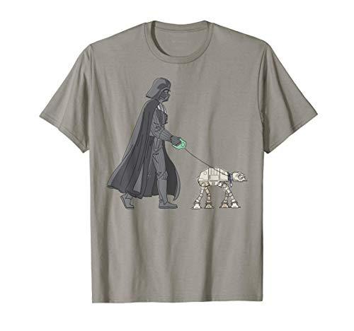 Star Wars Darth Vader AT-AT Walker Camiseta