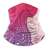 Pasamontañas Cute Flying Bees Face Cover Scarf Neck Gaiter Multifunctional Headband Motorcycle Pasamontañas Mouth Cover