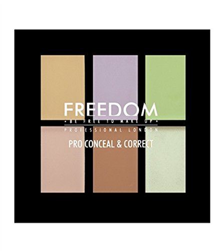 Freedom proartist Palette - correttori, 6 g
