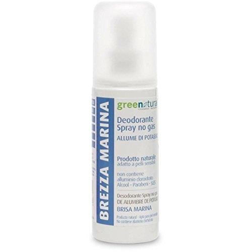 greenatural cosméticos naturales color Desodorante Spray Brisa Marina greenatural