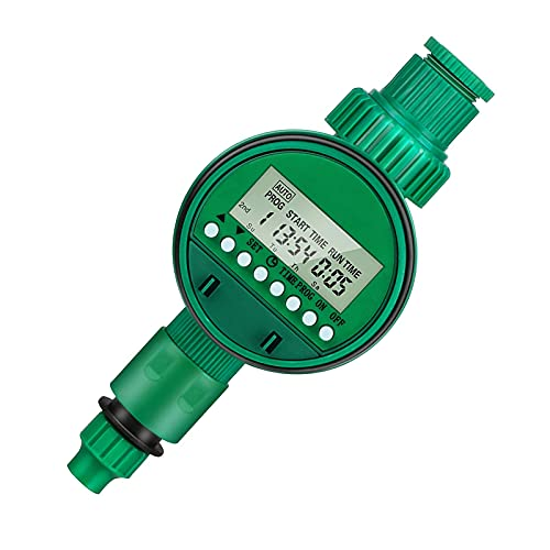 RUIZHI smart irrigation timer, automatic sprinkler, programmable waterproof...