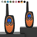 Two Way Radios for Adults, Topsung M880 FRS Walkie Talkie Long...