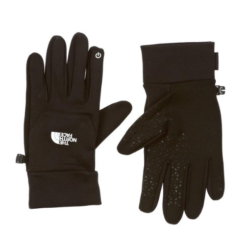 The North Face Gloves Guantes Etip, Unisex Adulto, TNF Black, S