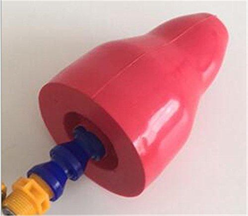 WGE druk wc Dredge apparaat/pijp staaf gootsteen afvoer reiniger gereedschap/lucht aangedreven wc zuiger/huishoudelijke reiniger gereedschap
