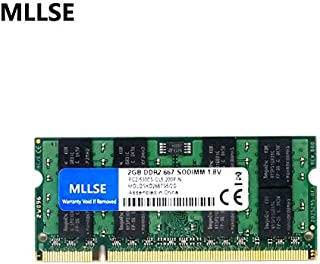 CRISTY-RAMs - New Sealed SODIMM DDR2 667Mhz 2GB PC2-5300 memory for Laptop RAM,good quality!compatible with all motherboar...