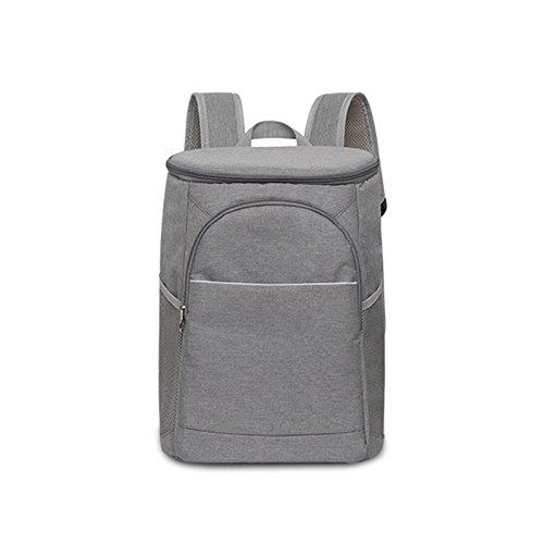 Mochila térmica a prueba de fugas, bolsa de refrigeración suave, bolsa de almuerzo ligera,mochila de hombro para hombres y mujeres para trabajar,escuela,picnics,camping,playa o viajes de día