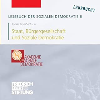 Staat, Bürgergesellschaft und Soziale Demokratie (Lesebuch der Sozialen Demokratie 6) Titelbild