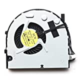 CPU Cooling Fan Replacement fit for Lenovo E40 B40 N40 B50 E40-30 E40-45 E40-70 E40-80 E41-70 E41-80 B40-30 B40-45 B40-70 B40-80 N40-45 N40-70 N40-80 B50-45 B50-70 B50-80 N50-30 N50-45 N50-70 N50-80