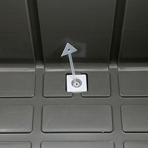 ロゴスクーラーボックスアクションクーラー35グレー81448012