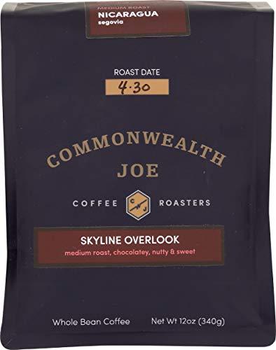 Commonwealth Joe, Coffee Skyline Overlook, 12 Ounce