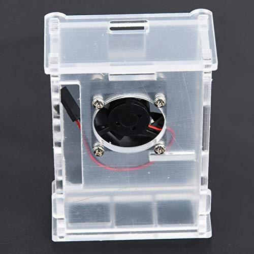 Práctica ventilación de Caja para Raspberry Pi 4 con 4 Tornillos y Tuercas