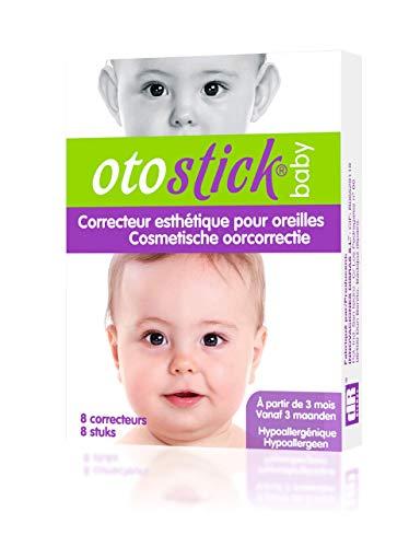 Otostick® Bébé correcteurs esthétiques pour oreilles décollées.…