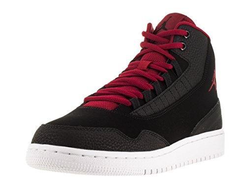 Nike Herren Jordan Executive (gs) Fitnessschuhe, Mehrfarbig (Black/Gym Red/Gym Red/White 001), 40 EU