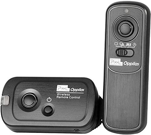 Pehtini New RW-221 E3 Wireless Shutter Cable Remote Control, for Canon/Nikon/Fuji/Panasonic/Sony Micro, Olympus and so on