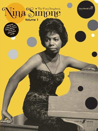 Nina Simone Piano Songbook Volume 1