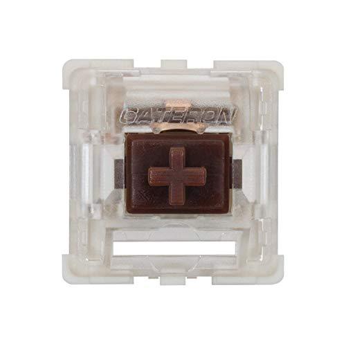 switch brown de la marca Gateron