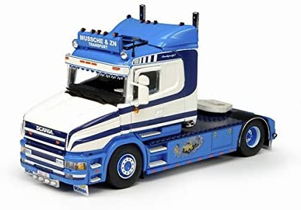 for Scania OFFicial site Torpedo Tractor Mussche DIECAST 50 trend rank 1 Peter 69021X